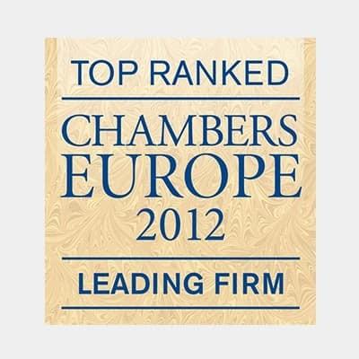 """""""Chambers Europe 2012"""""""