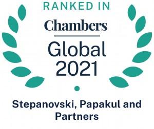 Chambers Global 2021