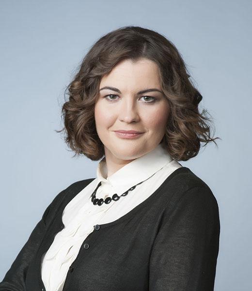 """""""Darya Katkovskaya SPP's senior lawyer"""""""