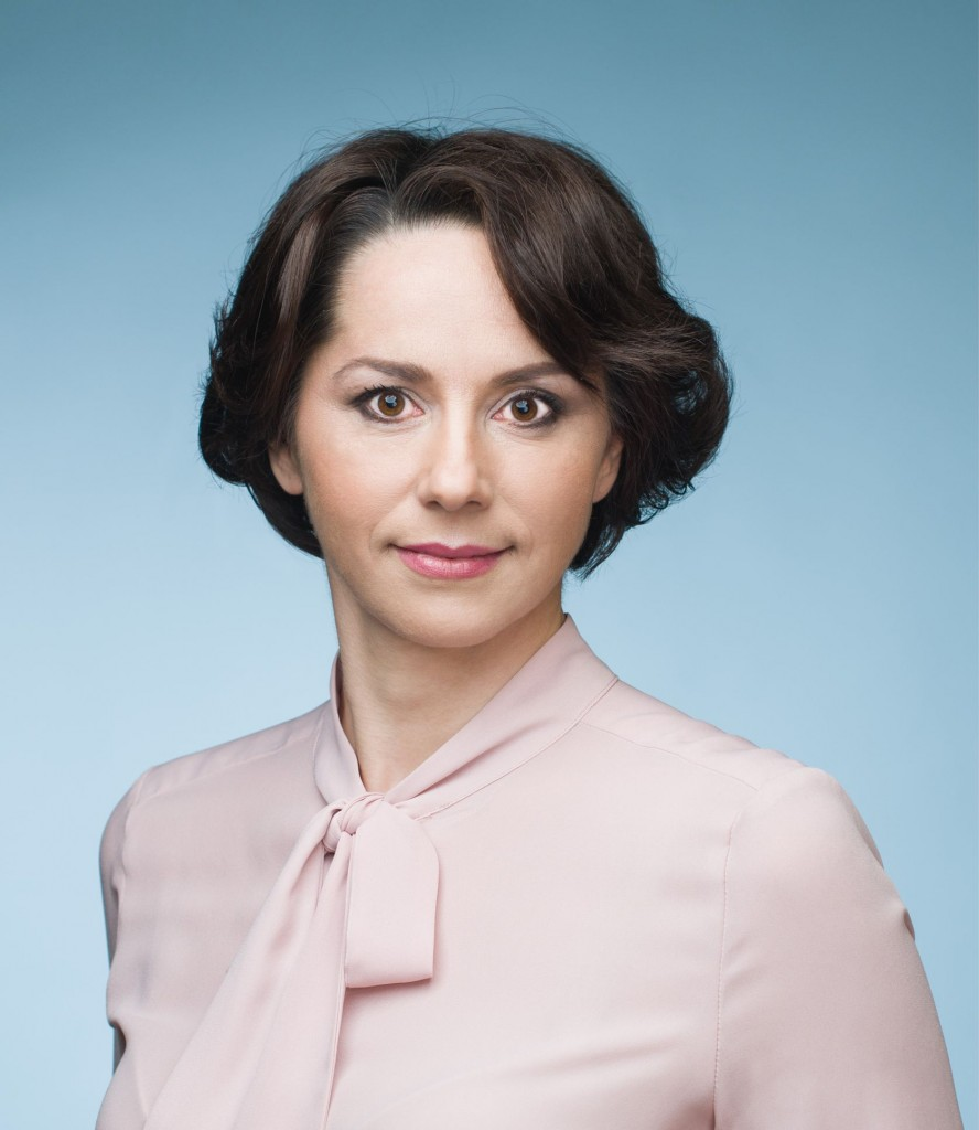 Oksana Puchkovskaya