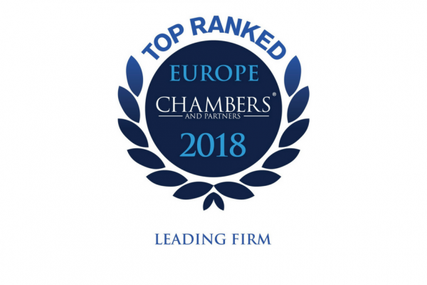 Chambers Europe 2018: new records!