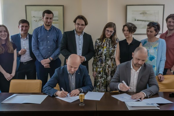 International Music Festival Signed Partnership Agreement with SP&P