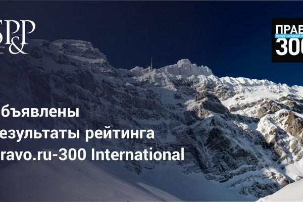 Pravo.ru-300 International рейтинг
